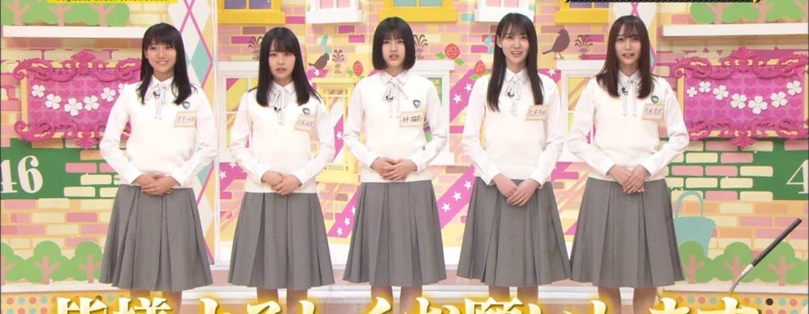 Nogizaka Under Construction - Episode 252